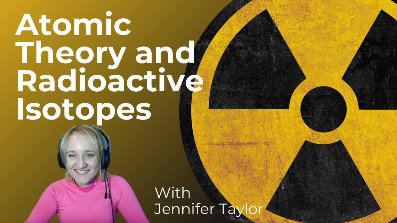 Atomic Theory and Radioactivity